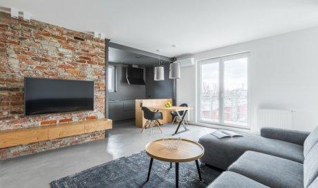 Agence immobilière pour la location d'un appartement en centre-ville Roanne